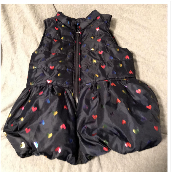 One Step Up Other - ❤️ Girls Size Medium 10/12 One Step Up Puffer Vest